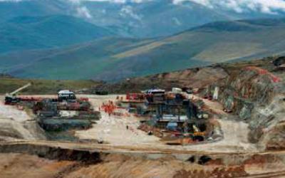 Transformación digital en grandes proyectos de infraestructura minera