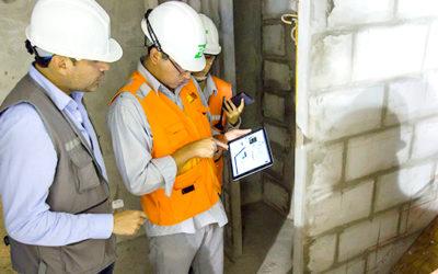 Aplicativo móvil puede reducir hasta un 20% costos en proyectos de infraestructura