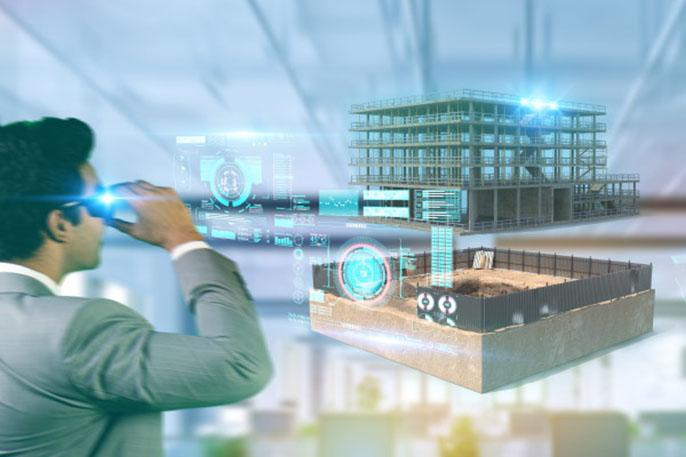 Análisis avanzado y gemelos digitales en el mejoramiento de los procesos constructivos