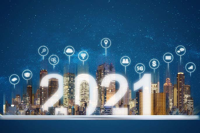 Nuevas tecnologías en la construcción 4 tendencias para este 2021