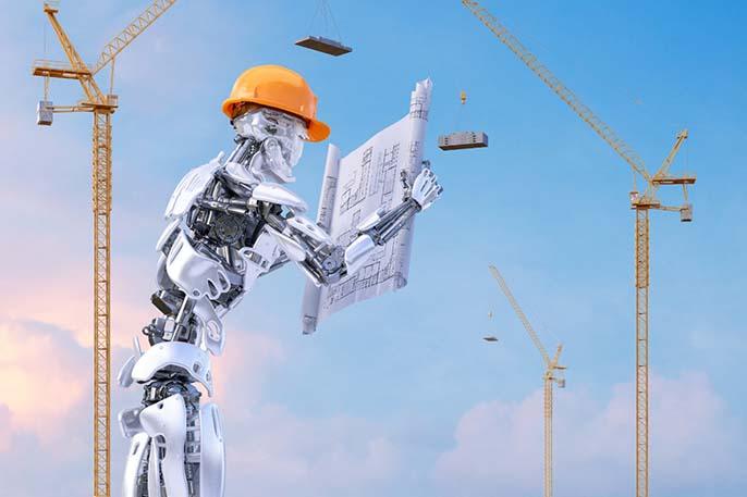 La inteligencia artificial en la construcción