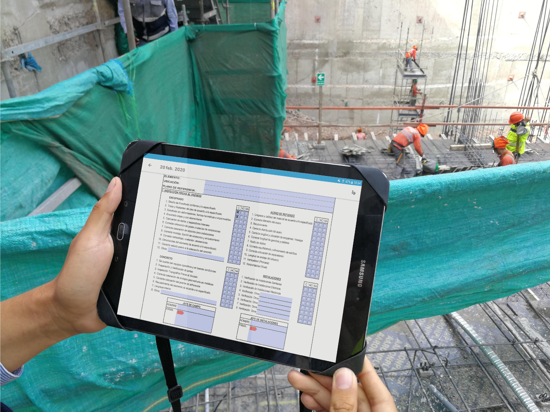 transformación digital en el sector construcción